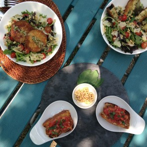 Salades et Soupes
